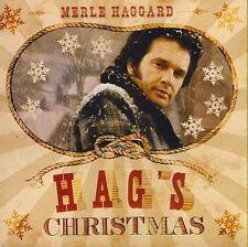 Hag's Christmas 5099950001729 by Merle Haggard CD