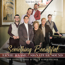 Ernie Haase + Signature Sound • Something Beautful CD 2020 Gaither Music ••NEW••