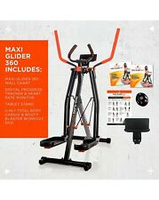 Maxi Glider 360 Variable Resistance Elliptical Cross Trainer BRAND NEW & BOXED