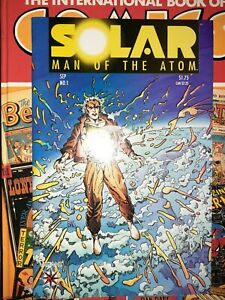 Solar, Man of the Atom #1 (Sep 1991, Acclaim / Valiant)