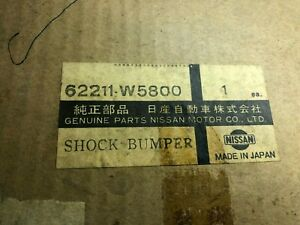 1978 - 1979 Nissan Datsun 510 Bumper Shock LH NOS