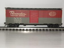 New York Central Pacemaker #174217 O scale Metal/Wood  Beautifully Built Car