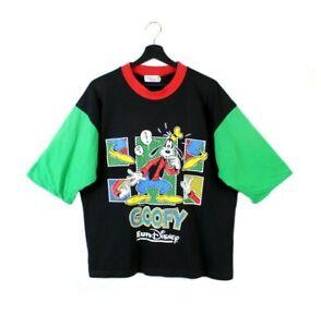 90s Walt Disney GOOFY vintage t-shirt big graphic tshirt tee OG unisex S M men