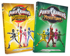 Power Rangers The Complete Series (Operation O New DVD