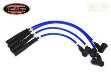 Magnecor 40532 8mm Blue Ignition HT Leads Cable Ford Ka 1.3i SOHC 8v Duratec