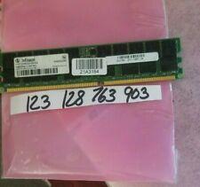 2GB DDR1 DDR PC PC3200R DDR-400 400  3200 184PIN ECC-REG RDIMM  371-1097-01