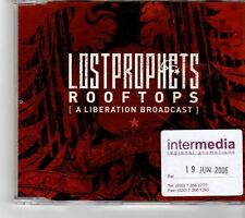 (FK986) Lost Prophets, ROOFTOPS (A Liberation Broadcast) - 2006 CD