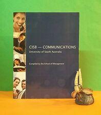 CISB - Communications (textbook) University of South Australia/management