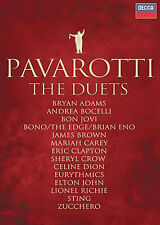 Luciano Pavarotti - The Duets (DVD, 2008)
