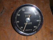 Contachilometri abarth 750 zagato originale jaeger per vari modelli di abarth