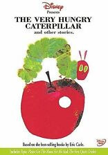 The Very Hungry Caterpillar and Other Stories (DVD, 2006) Disney NEW