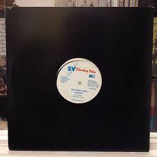 """VG+ 12""""~CHROME NINE~PAPA SAN~Resurrection~Dub Version~Ah Wah~[OG SHOCKING VIBES]"""