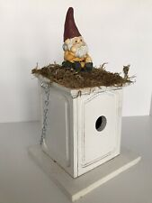 Wood Bird House Hand Made in the Usa*Free Shipping*