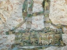 First Spear SCAR chest rig. Multicam