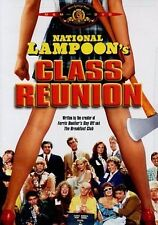 National Lampoons Class Reunion Rare NEW DVD OOP Buy 2 Items-Get $2 OFF