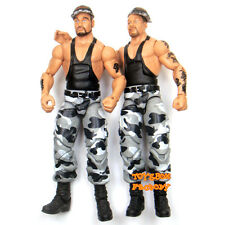 WWF WWE Legends Wrestling Elite Luke & Butch Bushwhackers Action Figure Kid Toys