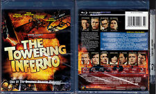 Blu-ray Irwin Allen THE TOWERING INFERNO Paul Newman disaster classic Reg A NEW