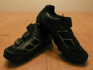 Road Cycling Shoes Size 7 1/2 US 40 EU Men's 9 US Women's Peal Izumi III Black