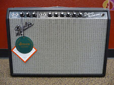 Fender Vintage Reissue '65 Deluxe Reverb Guitar Combo Amp, Free Shipping