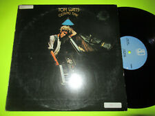 TOM WAITS CLOSING TIME LP RARE BLUE LABEL
