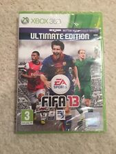 Xbox 360 Fifa 13 Ultimate Edition Game- New and Sealed- CHEAPEST EBAY?