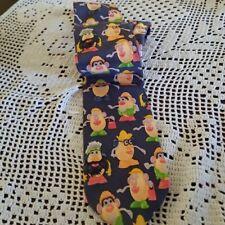 Mr.Potato Head Tie