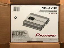 Pioneer GM-A4604 4 canales Audio Amplificador de coche 4x 60W @ 2ohm