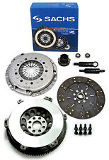SACHS COVER-HD DISC CLUTCH KIT & SOLID FLYWHEEL BMW 325 328 i is E36 M50 M52