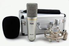 iSK BM-400 Studio Condenser Microphone + Accessories