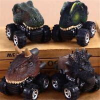 Dragon Hobby Animal Model Dinosaur Shaped Toy Vehicles Plastic Car Toy Wind UP