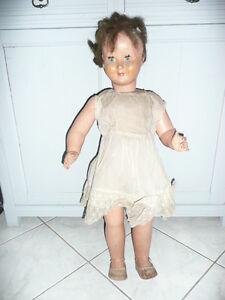 Great Doll Celulloid Rodoid Milano Years 50