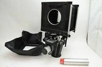 Sinar 4X5 Large Format Camera