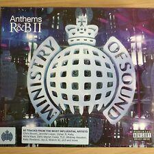 3CD NEW - ANTHEMS R&B II - MOS - Pop Music 3x CD Album Jay-Z Usher Lopez R.Kelly