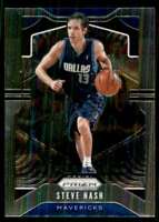 2019-20 Panini Prizm Steve Nash Dallas Mavericks #28
