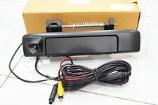 Mazda BT50 / Ford Ranger 2012-19 Black Tailgate Handle With Reverse Camera
