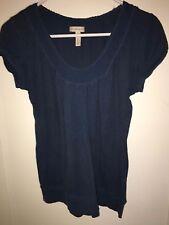Aeropostle Women's T Shirt Sleeveless Blue M
