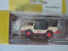 Roco 4116 VW Iltis Malteser Hilfsdienst  MHD Blaulicht neu in  OVP 1/87