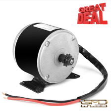 DC 24V 350W Permanent Magnet Electric Motor Generator for Wind Turbine Bicycle
