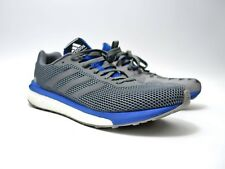 Adidas Vengeful Gray Boost Arch Support Running Shoes Mens Size 10.5
