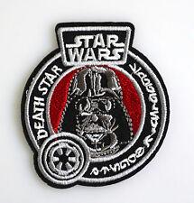Star Wars - Todesstern Death Star - Patch Uniform Aufnäher - zum Aufbügeln - neu