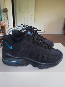 Nike Air Max 95 (Black/Blue)Size 3