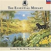 NEW SEALED Wolfgang Amadeus Mozart : The Essential: Fifteen of His Most Popular