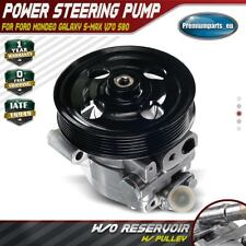 Power Steering Pump w/ Pulley for Ford Galaxy Mondeo S-Max Volvo S80 V70 1.8 2.0