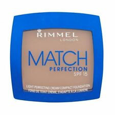 Rimmel Cream Matte Foundations