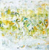 60x60cm Malerei auf Leinwand Acryl A.Traub Bilder Kunst Gemälde abstrakt unikat