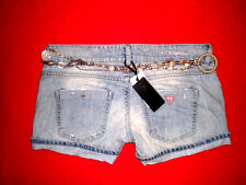GUESS HOT PANTS COACHELLA DESTROYED HIPPIE RISSE SKINNY BLOGGER W28 W29 NEUW TOP