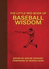 NEW - The Little Red Book of Baseball Wisdom (Little Red Books)