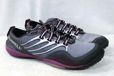 Merrell Vibram Barefoot running shoes size 6.5 Lithe Glove Dark Shadow J68782