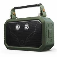 DOSS Waterproof IPX6 20W Stereo Sound Wireless Portable Bluetooth Speaker