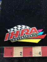 Hot Rod Car Auto Motor Sports IHRA MOTORSPORTS Advertising Patch 93NW